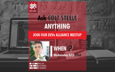 Ask Me Anything with Colt Steele – How to find a job as a junior developer