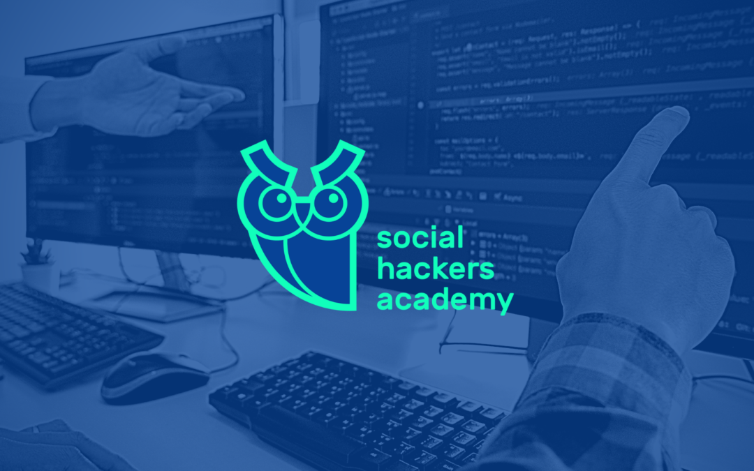 Why you should start coding with Social Hackers Academy